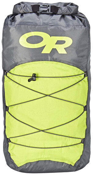 Outdoor Research Dry Isolation Pack 18l pewter/lemongrass